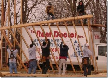 Home Doctor Roof Doctor Contracting